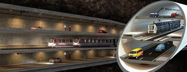 Büyük İstanbul Projesi'nde büyük gün! Dev proje ihaleye çıkıyor