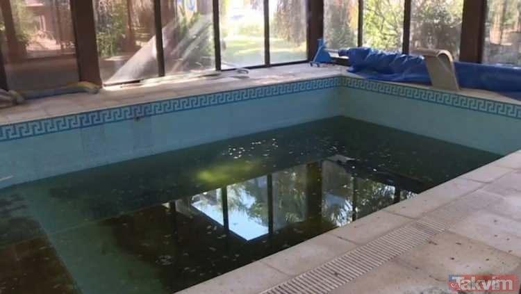 Çiftlik Bank vurguncusu Tosuncuk Mehmet Aydın'ın yaşadığı ev ortaya çıktı: Havuz, üç yatak odası 6 banyo, rulet masası...
