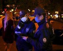 Ankara'da dev uygulama: 750 polis katıldı