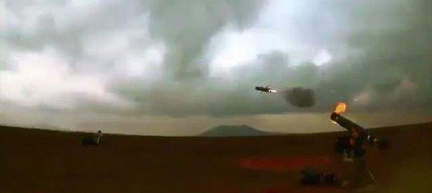 Yerli tanksavar OMTAS kara birliklerinde