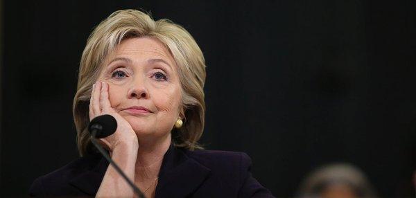 Hillary Clintona porno film şoku! - Takvim