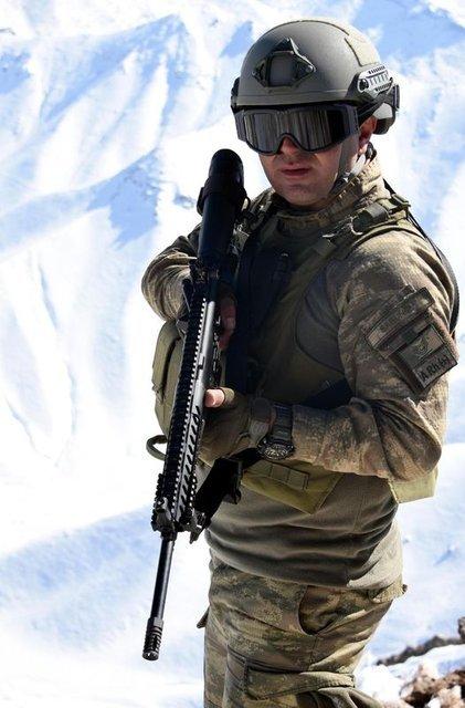 Yabancı silahlara alternatif olacak Türkiye'nin yerli silahları