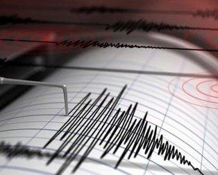 Çanakkale Biga'da korkutan deprem!