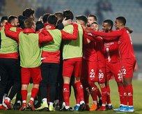 Antalyaspor 4 köşe!