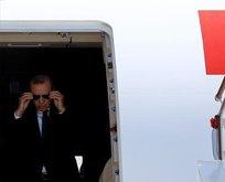 Erdoğan Güney Kore'de