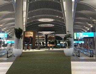İşte Yeni Havalimanı havadan görüntülendi! İşte Yeni Havalimanının en yeni görüntüleri