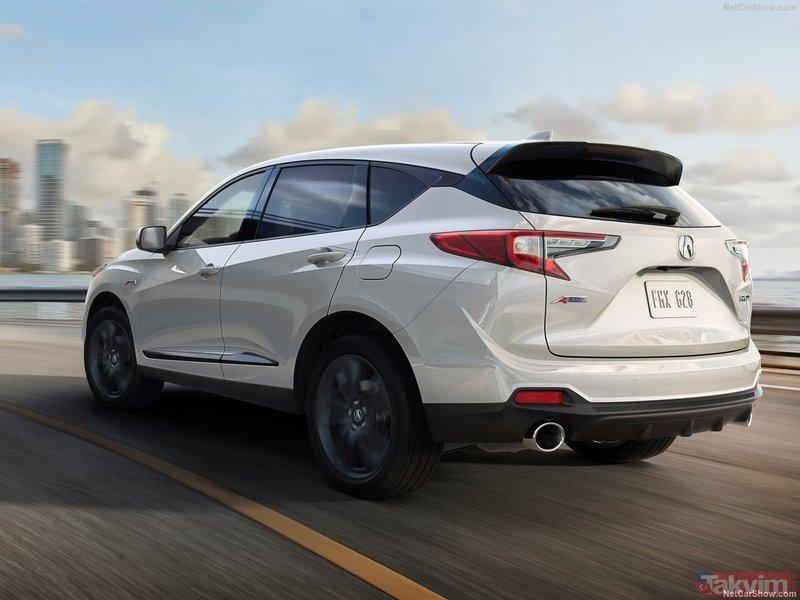İşte 2019 Acura RDX