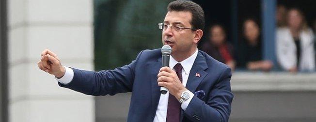 CHP'li Ekrem İmamoğlu vaat ediyor ama zaten hepsi yapıldı