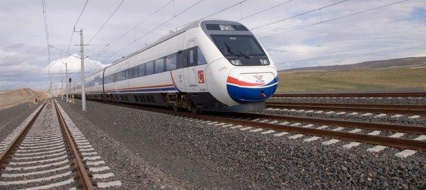3 il için hızlı tren müjdesi