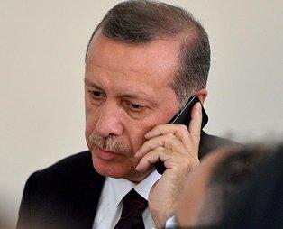 Son dakika: Başkan Erdoğan, Kuveyt Emiri Şeyh es-Sabah ile telefonda görüştü