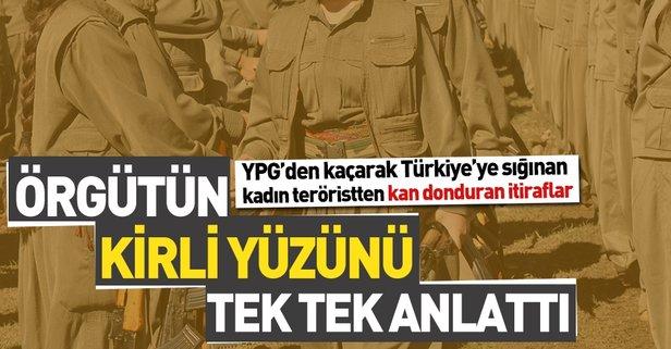 PKK örgütün kirli yüzünü anlattı! ile ilgili görsel sonucu