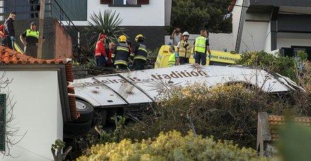 Portekiz'de trafik kazasında 28 Alman turist öldü
