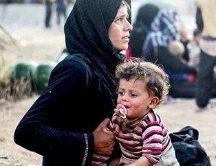 Terör yandaşları provokasyona doymuyor! Bu kez de savaştan etkilenen çocukların fotoğraflarıyla manipülasyon
