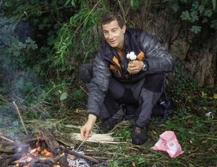 Bear Grylls İnanılmaz Kurtuluş programında herkesi bakın nasıl kandırmış!