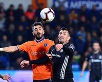 Başakşehir: 1 - Beşiktaş: 0 | Maç sonucu