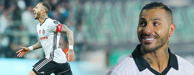 Beşiktaşlı Ricardo Quaresma öyle bir fotoğraf paylaştı ki...