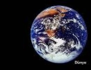 Dünyamızın ne kadar küçük olduğunu görün