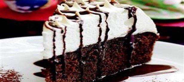 Gürcü Pastası (Kuş Sütü Pastası) Tarifi