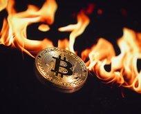 Bitcoin çakıldı! Piyasa hacmi kritik seviyenin altında