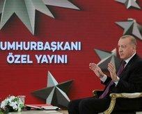 Başkan Erdoğan'dan anayasa açıklaması!
