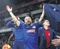 Valbuena şampiyonluğa koşuyor