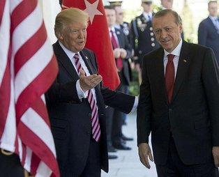 Başkan Erdoğan'dan Trump açıklaması