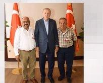 CHPli başkanın Erdoğan hazımsızlığı