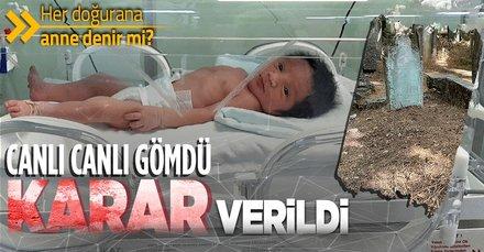 SON DAKİKA: Adıyaman'da 2 günlük bebeğini canlı canlı mezara gömen anne serbest kaldı! 'Kocam hapiste yasak ilişki yaşadım'