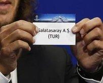 Galatasaray'a elemede zorlu kura