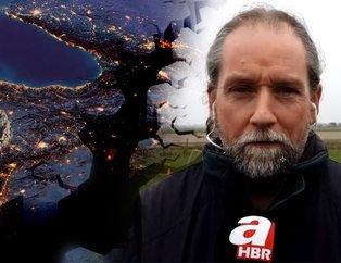 Malatya depreminden sonra gözler kahin Frank Hoogerbeets'te 'Eli kulağında...'
