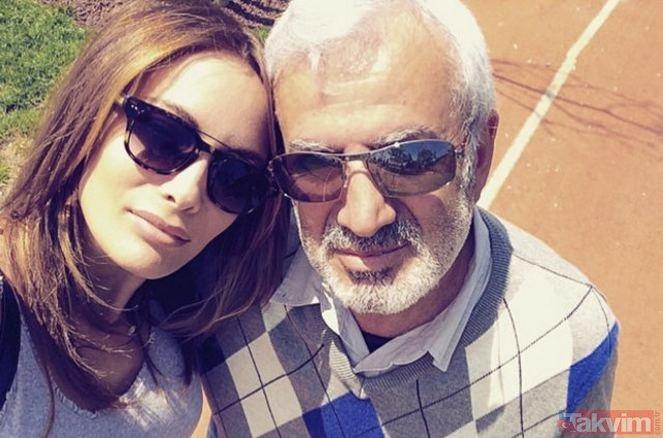 Alişan'ın eşi Buse Varol babasına olan benzerliğiyle şaşırttı