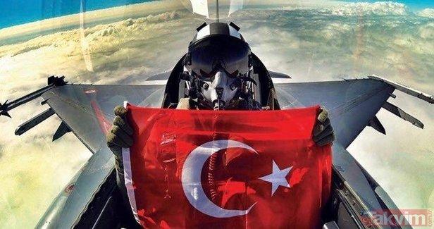 TSK, PKK'lı teröristleri bombalayınca ses bakın kimden çıktı