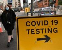 İngiltere'den mutasyon açıklaması! Koronavirüs....