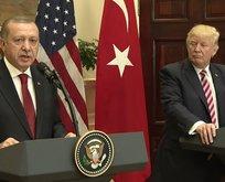 Erdoğan'dan ABD'ye rest: Gerekirse biz de dava açarız