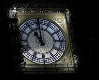 İngiltere'de tarihi gün! Saat 23.00'da sona erdi