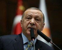 Erdoğan Twitter'dan duyurdu: Karşılarında bizi bulurlar...