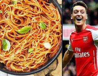 Futbolcuların en sevdiği yiyecekler