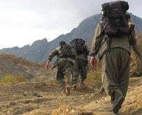 PKK'lı terörist Mardin'de teslim oldu!