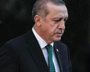 Başkan Erdoğan'dan taziye telgrafı