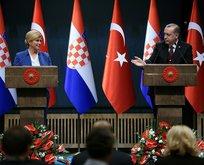 Erdoğan: 'FETÖ'nün balkanlarda kökü kazınacak'