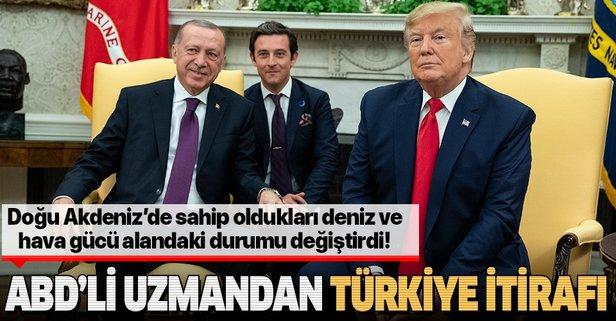 ABD'li uzmandan Türkiye itirafı
