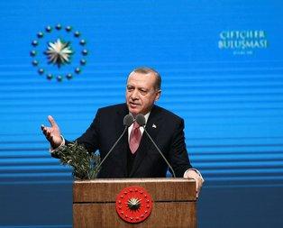 Erdoğandan çiftçilere mazot müjdesi