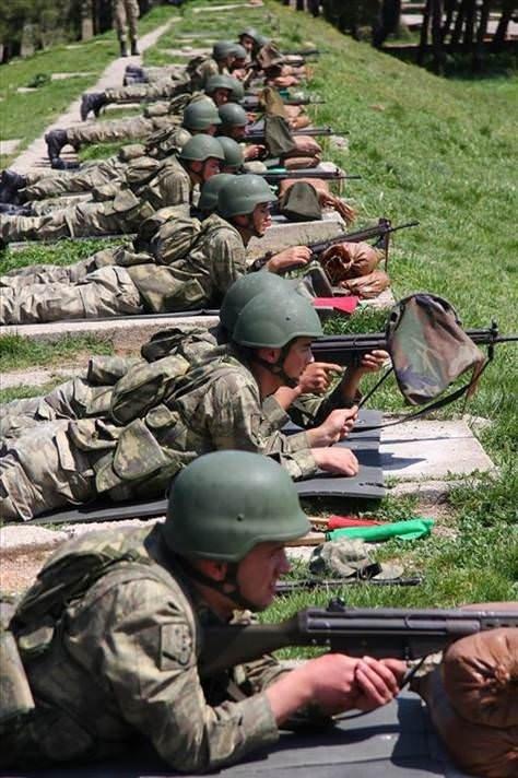 Ordunun gizli kahramanları; astsubaylar