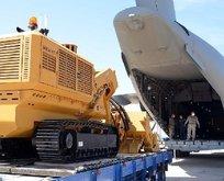 Azerbaycan'a 5 mayın temizleme aracı daha