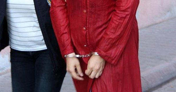 Firari eski hakim tutuklandı