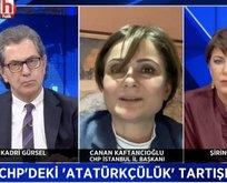 Canan Kaftancıoğlu tutuştu! Birden Atatürk'ün ismini hatırladı
