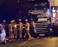 Berlin saldırısıyla ilgili 3 kişi İstanbul'da yakalandı