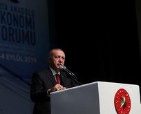 Başkan Erdoğan'ın sözleri dünya gündemine oturdu!