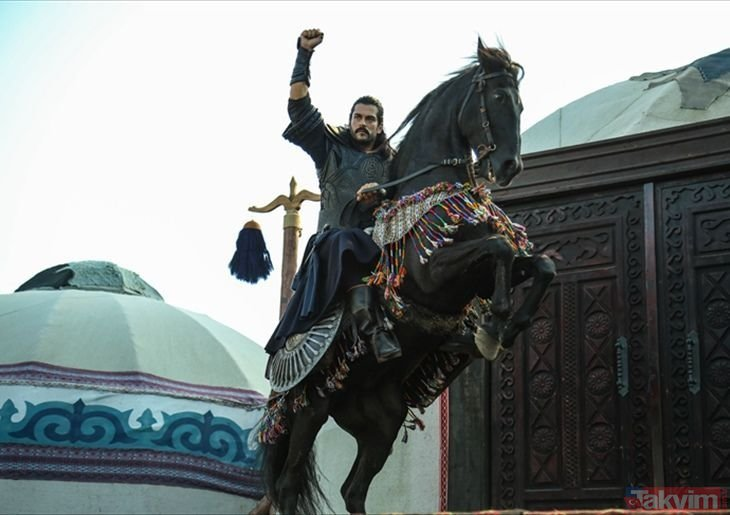 Kuruluş Osman'da Burak Özçivit'in rol arkadaşları açıklandı bakın kimler! Kuruluş Osman 1. bölüm 3. fragman izle