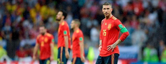 Sergio Ramos Rusyayı suçladı!